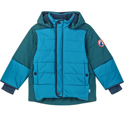 Finkid Koira Husky Winter Jacket Kids seaport/navy